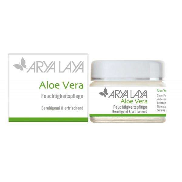 Aloe Vera Feuchtigkeitspflege